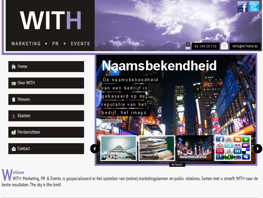 witheva.nl